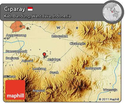 Free physical map of ciparay physical map of ciparay sciox Choice Image