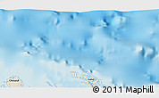 "Shaded Relief 3D Map of the area around 7° 10' 2"" S, 158° 10' 30"" E"