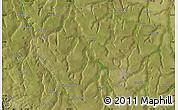 "Satellite Map of the area around 7°10'2""S,18°46'29""E"