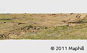 Satellite Panoramic Map of Patos