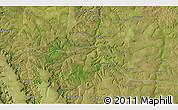 Satellite 3D Map of Senda