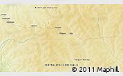 Physical 3D Map of Bakolekpa