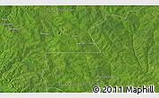 Satellite 3D Map of Bakolekpa