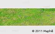 Satellite Panoramic Map of Adaralode