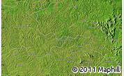 Satellite Map of Tanda
