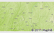 Physical 3D Map of Ejigbo