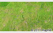 Satellite 3D Map of Ejigbo