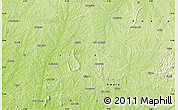 Physical Map of Ejigbo