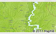 Physical 3D Map of Gokoron