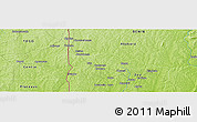 Physical Panoramic Map of Diamassi
