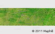 Satellite Panoramic Map of Djagbalo