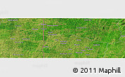 Satellite Panoramic Map of Koko
