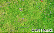 Satellite Map of Owode