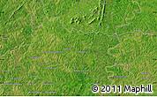 Satellite Map of Kouroumanbira