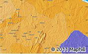 Political Map of Ada Nda