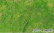 Satellite Map of Ada Nda