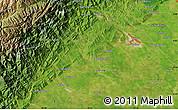 Satellite Map of Barinas