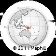 Outline Map of Pedea, rectangular outline