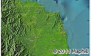 Satellite Map of Ainsi