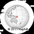 Outline Map of Kuluvitu, rectangular outline
