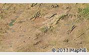 Satellite 3D Map of Ipueira