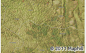 "Satellite Map of the area around 8°44'0""S,18°46'29""E"