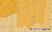 Political Map of Canguindo