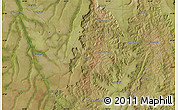 "Satellite Map of the area around 8°44'0""S,20°28'30""E"