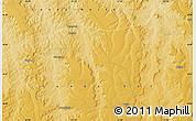 Physical Map of Buambua