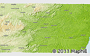 """Physical 3D Map of the area around 8°44'0""""S,35°37'30""""W"""