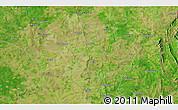 Satellite 3D Map of Gbandi