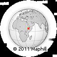 Outline Map of Ājo, rectangular outline