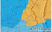 Political Map of Kérouané
