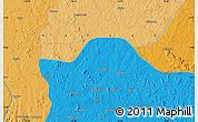 Political Map of Sansanbaya