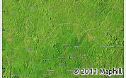 Satellite Map of Sansanbaya