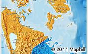 Political Map of Surigao