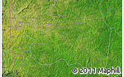Satellite Map of Agbanboulou