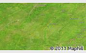 Satellite 3D Map of Massèmbagne