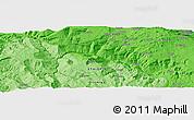 Political Panoramic Map of Ārojī