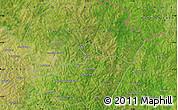 Satellite Map of Ferkessédougou