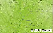 Physical Map of Bandegi