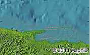 """Satellite Map of the area around 9°36'8""""N,78°58'29""""W"""