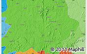 Political Map of Gumel