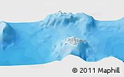 Political Panoramic Map of Hakamui