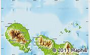 Physical Map of Naieta