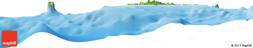 Physical Horizon Map of Solomon Islands