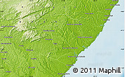 Physical Map of Barra Grande