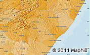 Political Map of Barra Grande