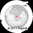 Outline Map of Lunjinji I, rectangular outline