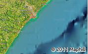 "Satellite Map of the area around 9°46'31""S,35°37'30""W"